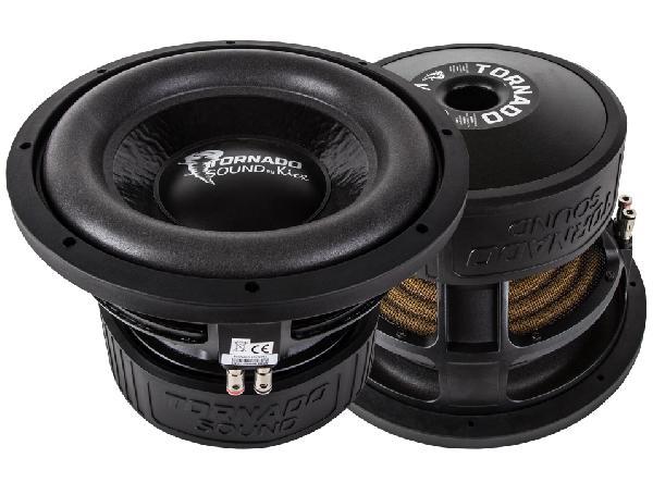 KICX Tornado Sound 12 (2+2)