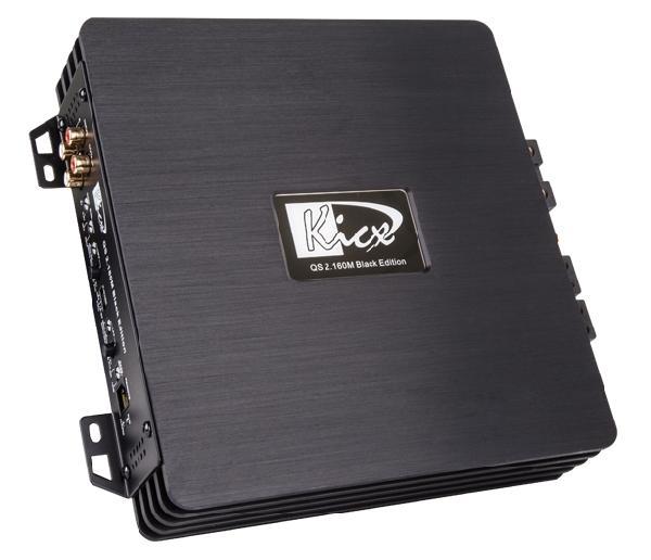 KICX QS 2.160M Black Edition