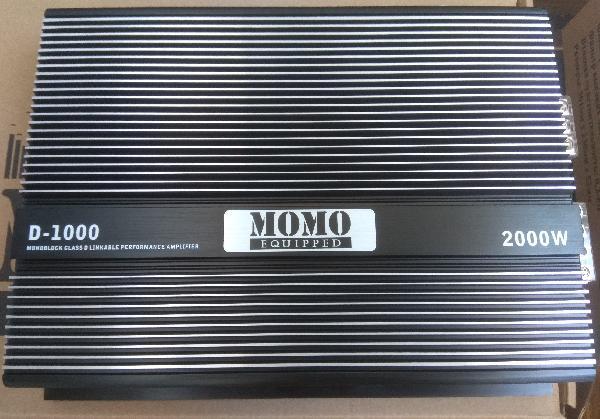 фото: Momo D-1000 V3