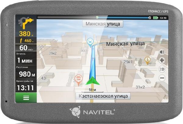 фото: NAVITEL G500