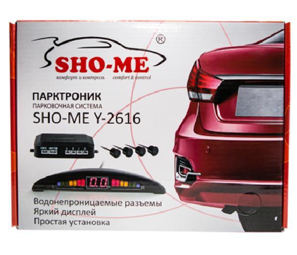 Sho-me Y-2616N04 Black