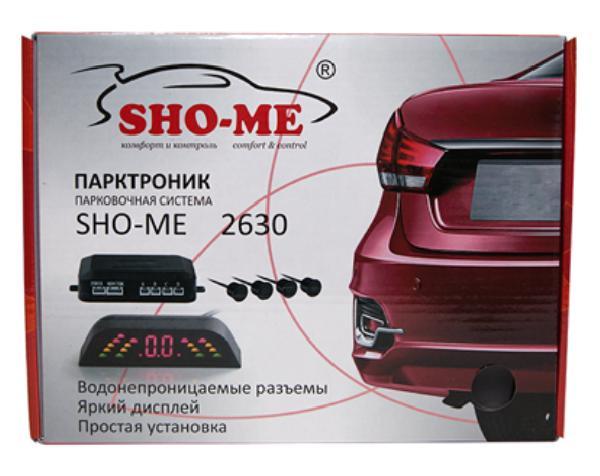 Sho-me Y-2630N04 Black