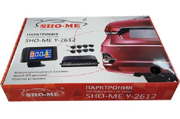 Sho-me Y-2612N08 Black