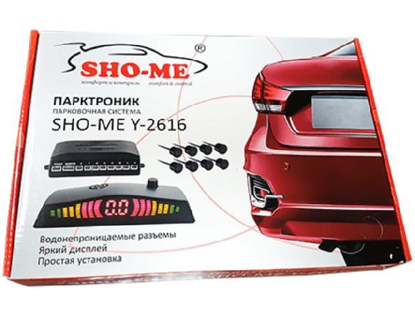 Sho-me Y-2616N08 Black