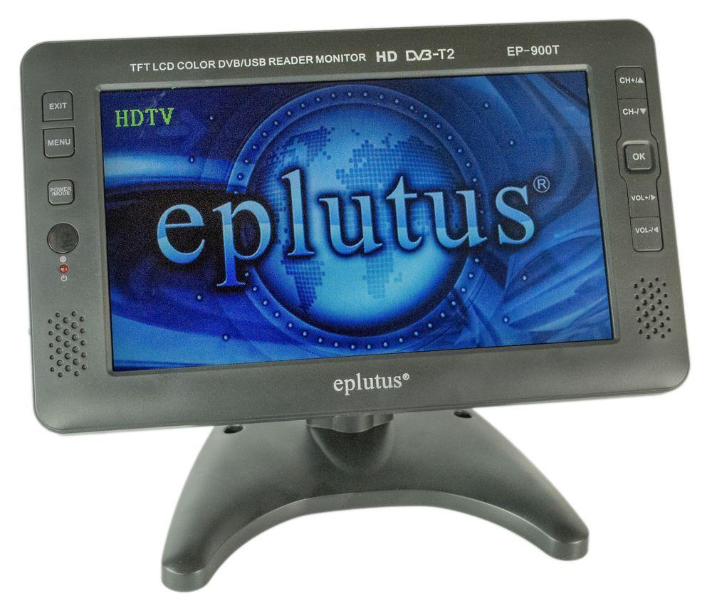 Eplutus EP-900T Black