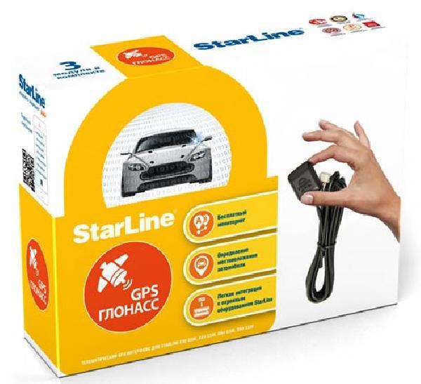 StarLine GPS / Глонасс 6