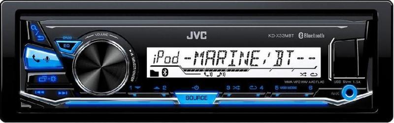 JVC KD-X33MBTE