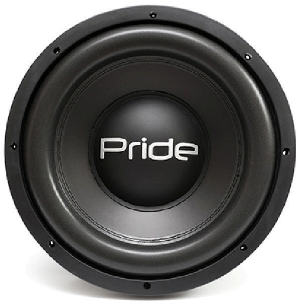 Pride HP 12 (1.6+1.6)