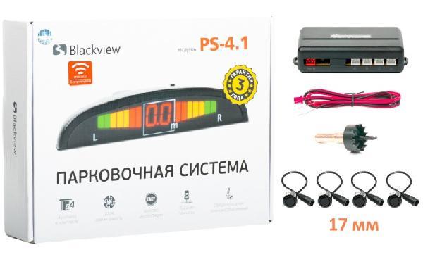 Blackview PS 4.1-18 Wireless Black