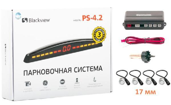 Blackview PS 4.2-18 Silver