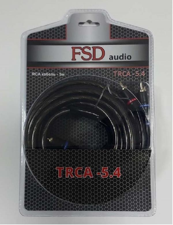 FSD audio TRCA-5.4
